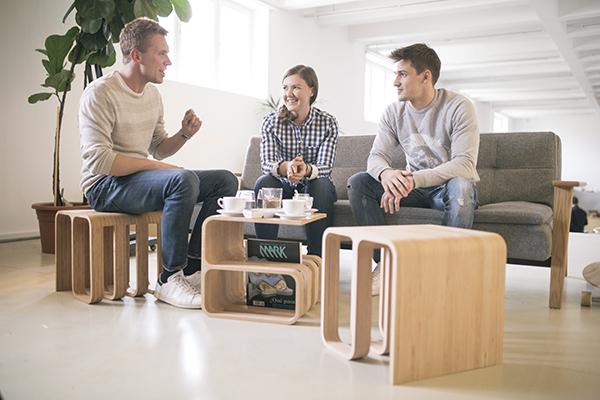 Woodieful Chair, un mueble multifuncional