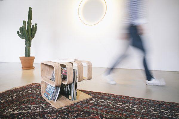 Woodieful Chair, 2016.