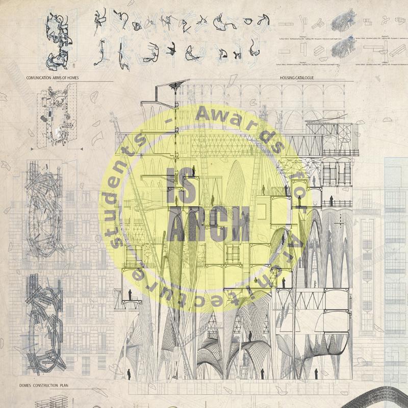 Abierta la convocatoria para la 7ª edición de los Premios Is Arch