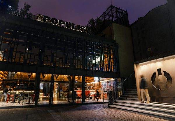 The Populist Brewery, Estambul, Lagranja Design, 2016