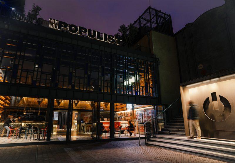 The Populist Brewery, Estambul, Lagranja Design, 2016