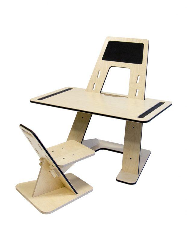 AZ Desk, Guillaume Bouvet, 2016