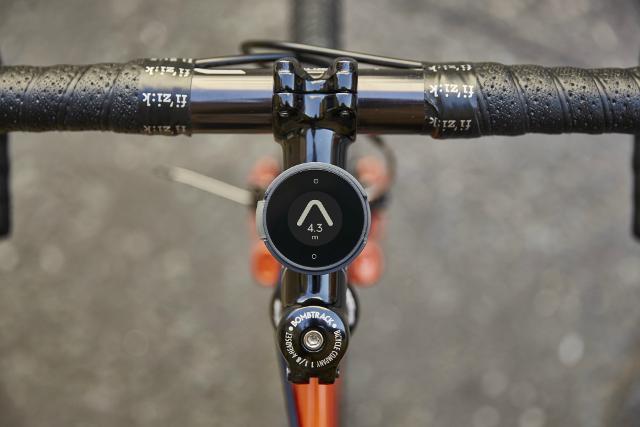 BeeLine, navegación inteligente para ciclistas