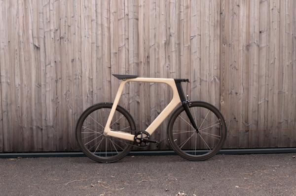 Keim, los carpinteros de bicicletas