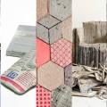 Temático: Las posibilidades del papel reciclado