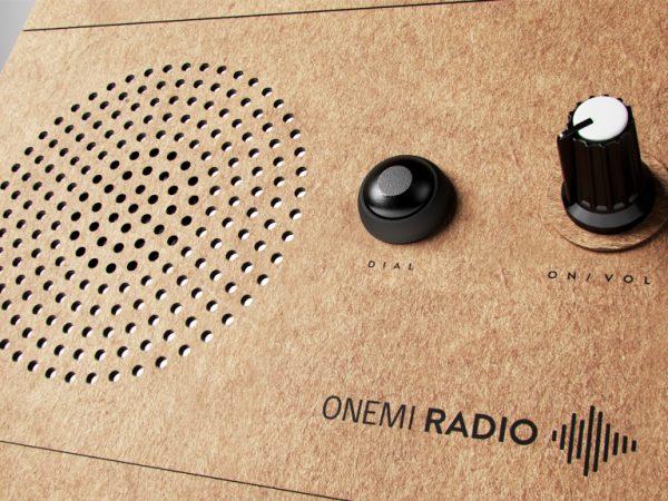 Onemi Radio, Shackleton Chile, 2016
