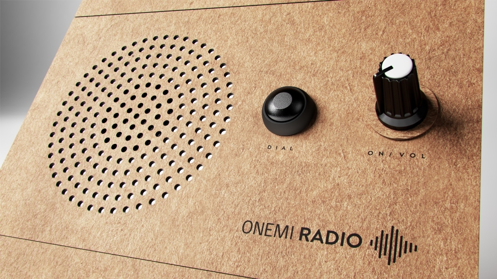 Onemi Radio, Shackleton Chile, 2016
