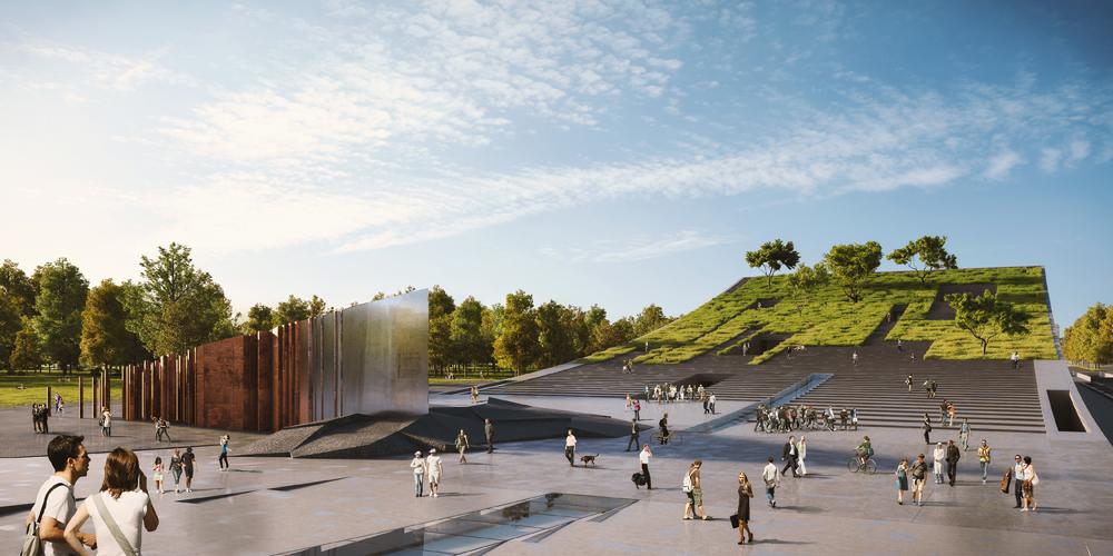 Napur Architect diseñará el nuevo Museo Etnográfico de Budapest