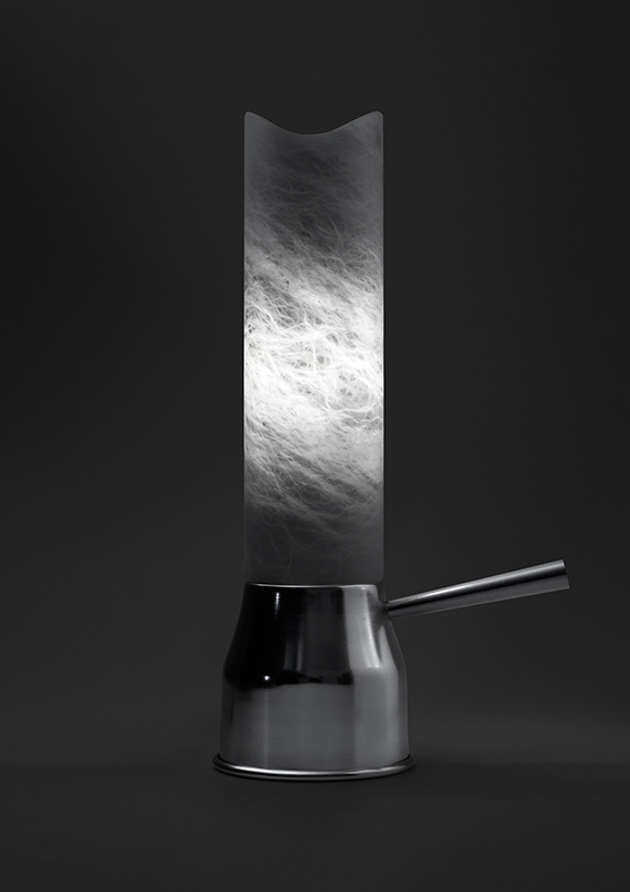 Lámpara Liquid, Metalarte, 2016