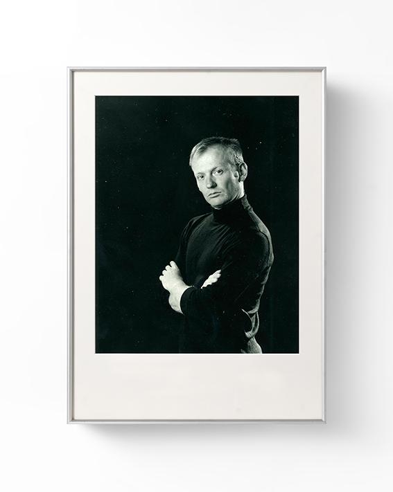Retrato de Pedro Miralles Claver, Años 90