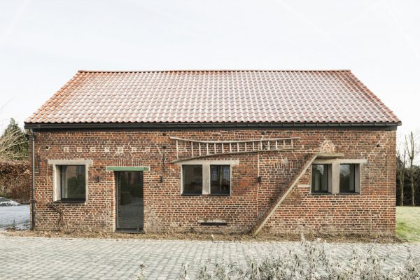 Studio Farris Architects, 2016. © Koen Van Damme