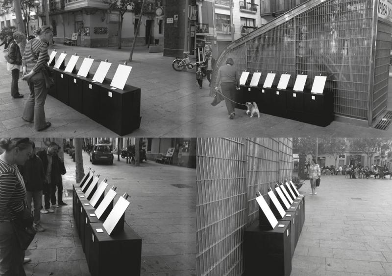 Colección Barcelona Prohibitiva, Calle, Jorge Cuadal, 2016