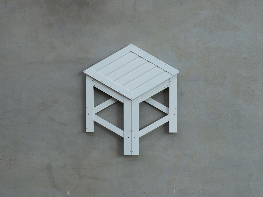 De–dimensión, la sillas plegables de dos dimensiones de Jongha Choi