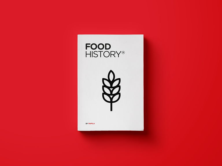 Food History, el libro de Papila para explicar la evolución de la alimentación