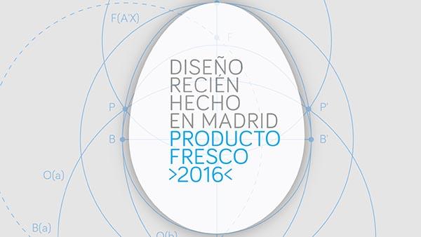 Inaugura Producto Fresco. Diseño recién hecho en Madrid
