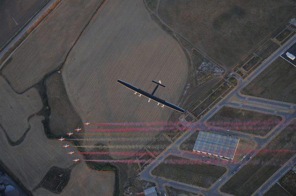 Solar Impulse, 2016.