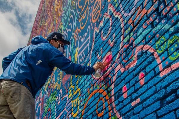 Murs Lliures, aplicación para gestionar permisos de arte úrbano