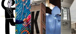 Temático: diseño y arte urbano, un diálogo sin fin
