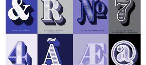Typograph.Journal, un homenaje a la tipografía de Nicole Arnett Phillips