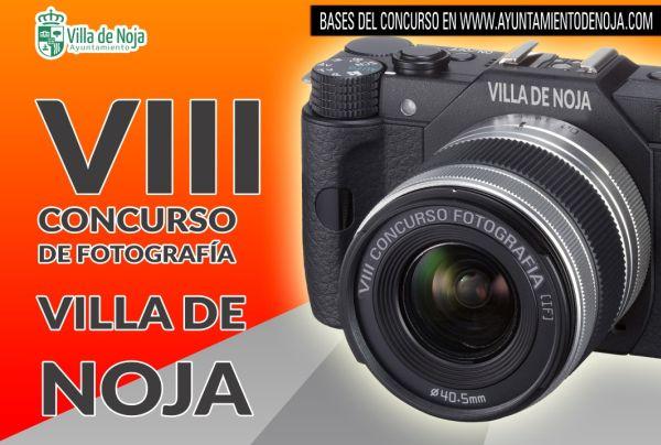 """Octava edición del Concurso de Fotografía """"Villa de Noja"""""""
