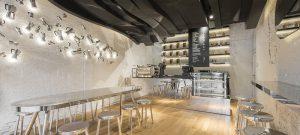 Fumi Coffee, el homenaje al café de Alberto Caiola