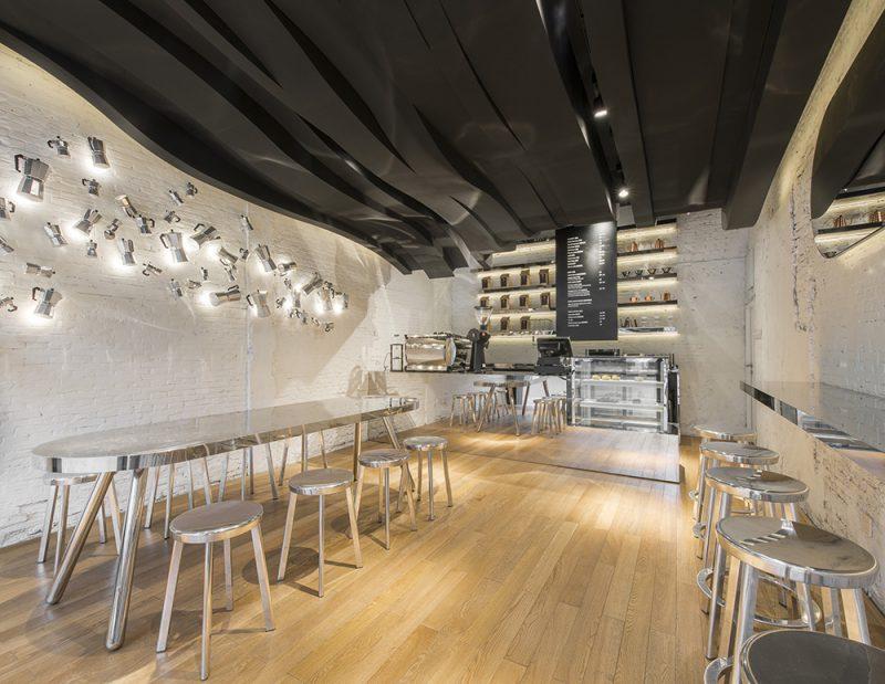 Fumi Coffee, Shanghai, Alberto Caiola, 2016