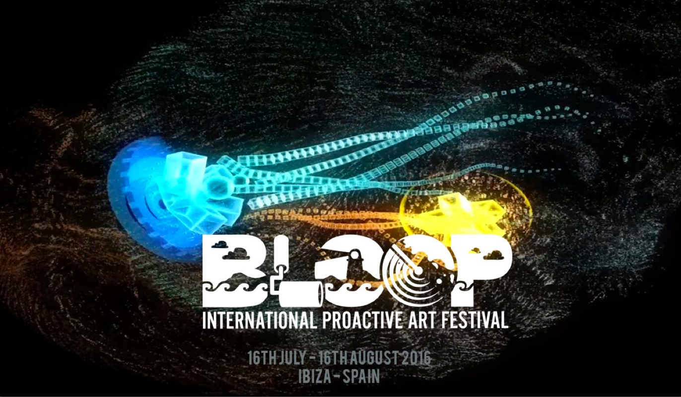 BLOOP International Proactive Art Festival