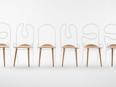 Chair Sylph, Atelier Deshaus, 2016