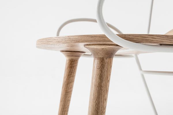 Chair Sylph, Atelier Deshaus, 2016.