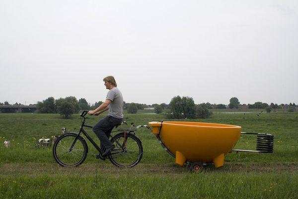 The Weltevree Dutchtub, Floris Schoonderbeek, 2016.