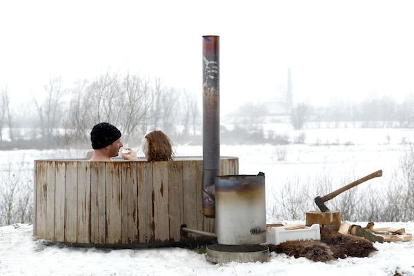 Dutchtub Wood, Floris Schoonderbeek, 2016.