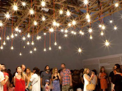 Extensive Lamp Project, Casa Leganitos, 2016