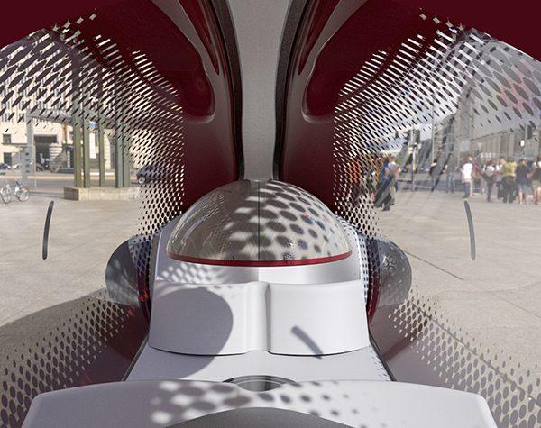 La movilidad del futuro, IED Barcelona y SEAT, 2016