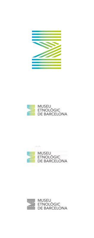 Identidad Visual Museu Etnològic de Barcelona, PFP Disseny Gràfic, 2015