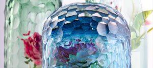 OP-vase, los floreros caleidoscópicos de Bilge Nur Saltik