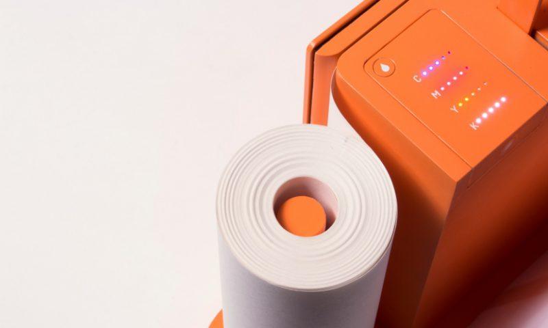 Paper, la impresora de Ludwig Rensch. La reinvención de un concepto