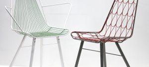 Portopreto, la silla de hierro artesanal de Antonio Morcillo