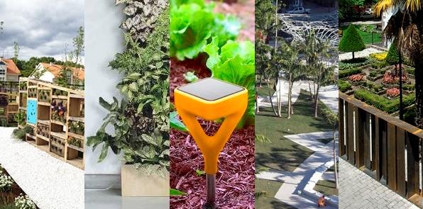 Temático: Diseño de jardínes y paisajismo