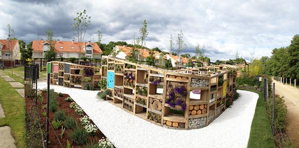 Jardín Gea, de Unomas1