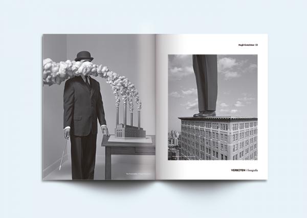 Verboten Magazine, Experimenta Editorial, 2016.