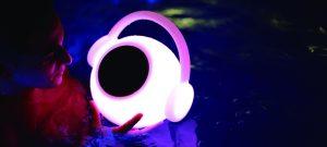 Wazowsky, Barrel y Funghi, lámparas portátiles de Mantra