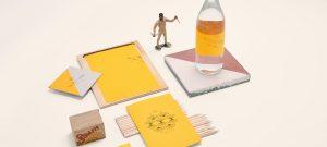 La Sotolería, branding de Estudio Yeyé. Tierra, sol y color