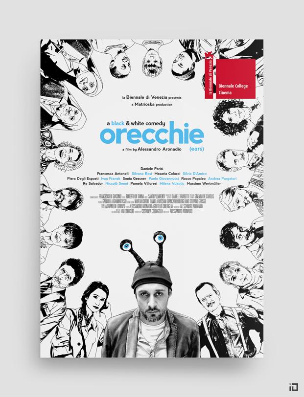 Orechhie, cartel oficial. 73ª Biennale di Venezia.