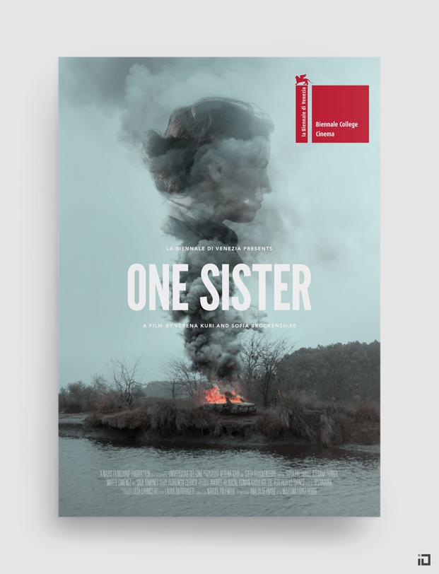 One sister, cartel oficial. 73ª Biennale di Venezia.