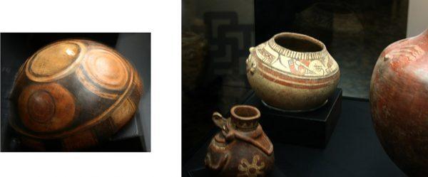 Escudillas y otros objetos cargados de simbolismos y representaciones. © LFQ.