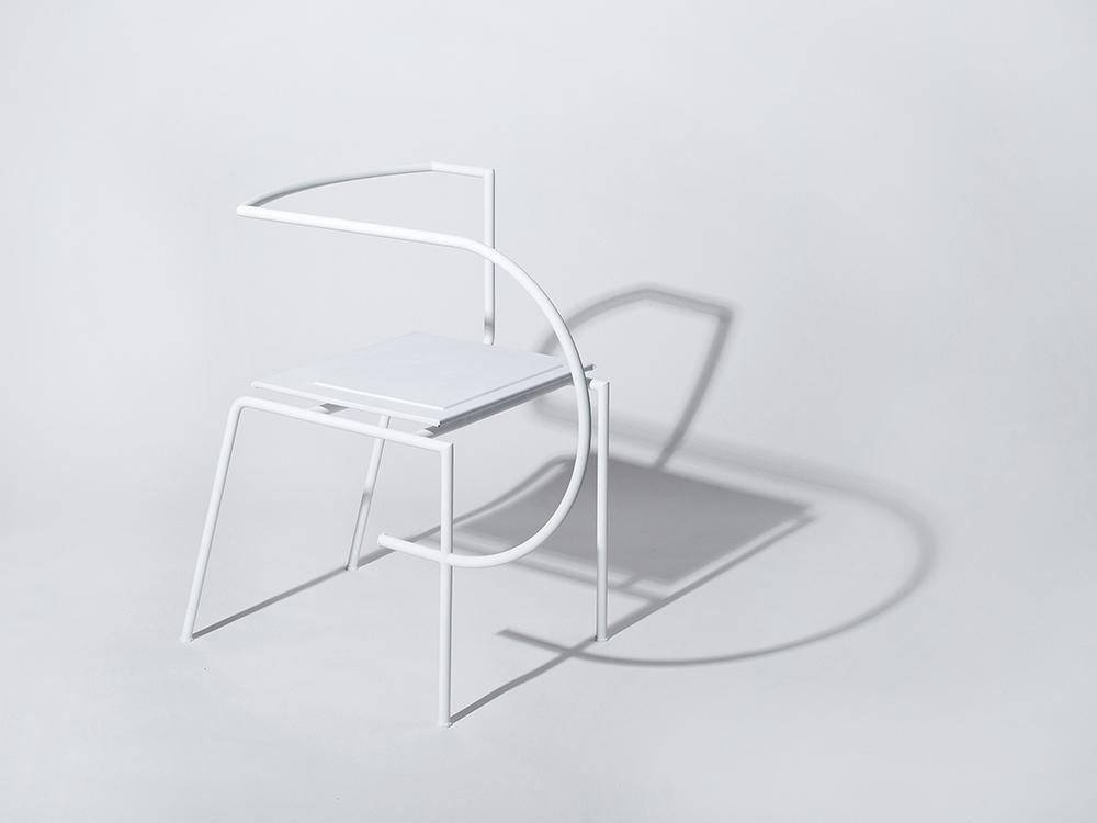 Connesso, el sillón de Caroline Eriksson inspirado en Le Corbusier