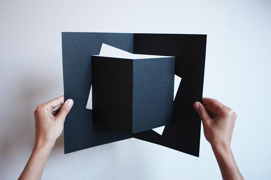 Temático: Diseño pop-up, técnica y fundamento de creación artística