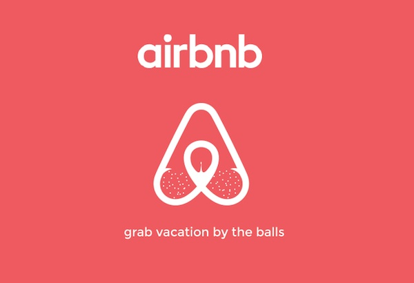 meme logo Airbnb 2014