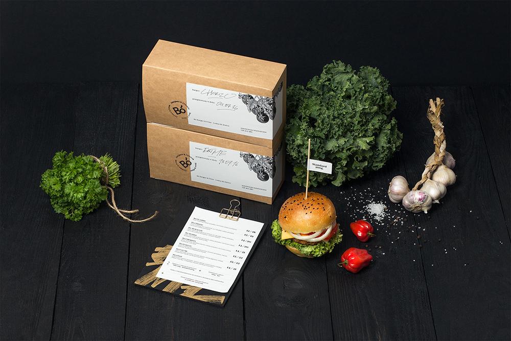 Bó, branding y packaging de Hopa Studio