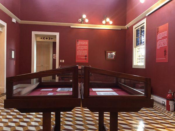 Stephanie Williams, Cuadra O, Antigua casa de los capitanes, Museo Nacional. Foto cortesía de la artista.